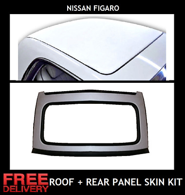 For Nissan Figaro Roof Skin+rear Skin 'these Are The Best On The Market' Stock • 199.99£