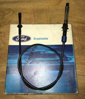 Ford Escort RS Turbo + MfI 1986-90 NEW Throttle CABLE Assy Same As Part 1643960 • 39.99£