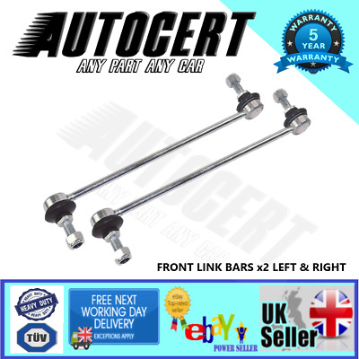 SUZUKI SWIFT 2005-2011 - FRONT ANTI-ROLL BAR LINKS X2 (PAIR) - LEFT & RIGHT • 13.83£