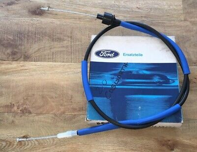 New Ford Sierra Sapphire Mk2 2WD RS Cosworth Clutch Cable 1637438 Replacement • 28.50£