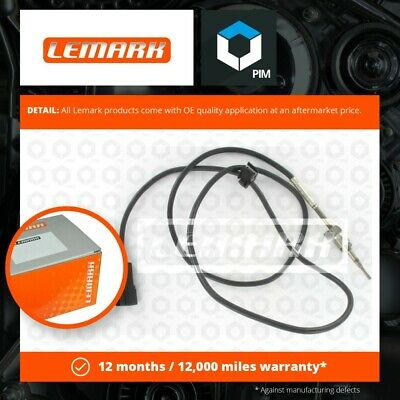 Exhaust Temperature Sensor Fits FORD TRANSIT 2.2D After DPF 2011 On Lemark New • 72.64£