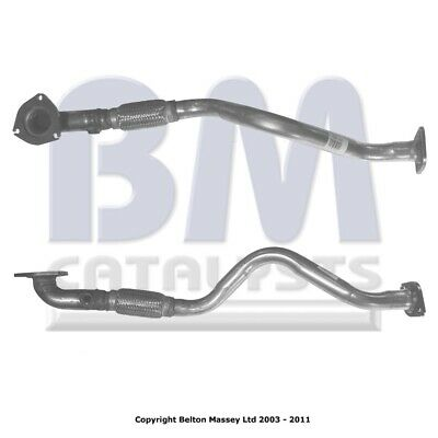 Exhaust Connecting Pipe  For Daewoo Bm50188 Euro 3 • 29.64£