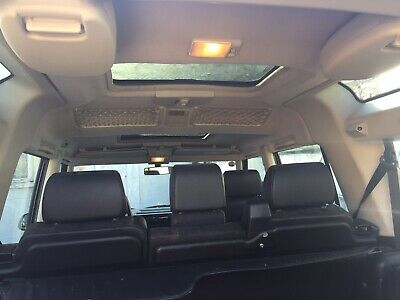 Landrover Discovery Headlining Roof Trimming Service Taunton Blackbrook Autotrim • 250£