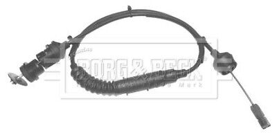 Clutch Cable Fits PEUGEOT 306 1.9D 93 To 02 B&B 2150F1 2150Y4 9613868080 Quality • 25.08£