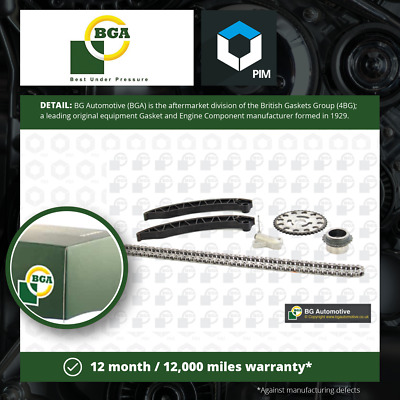 Timing Chain Kit Fits RENAULT MASTER Mk3 2.3D 2010 On BGA 8201012338 8200918797 • 62.80£