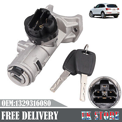 Ignition Steering Barrel Lock Switch 7Pins 1329316080 For Peugeot Boxer Citroen • 24.86£