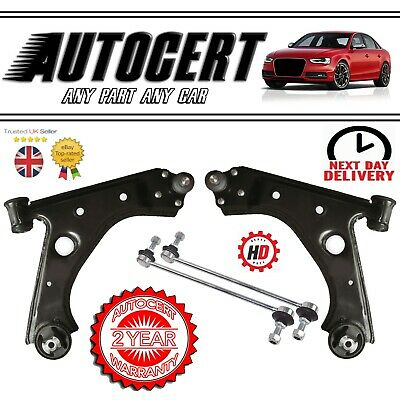 Peugeot Bipper 2008> Front Lower Suspension Control Arms / Wishbones & Links L/r • 51.97£