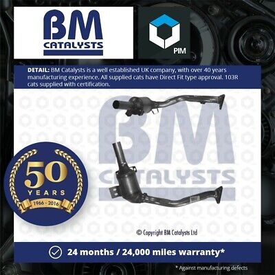 Catalytic Converter Type Approved BM91287H BM Cats 996113021AX 99611302211 New • 100£