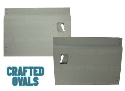 RH & LH Front Door Lower/Bottom Panels For Land Rover Series 2/2a & 3- 395533/34 • 185.29£