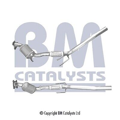 Catalytic Converter Type Approved BM92185H BM Cats 6C0254502HX 6C0254501SX New • 280.57£