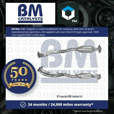 Catalytic Converter Type Approved Fits MAZDA MX5 Mk2 1.8 00 To 05 Manual BM New • 155.67£