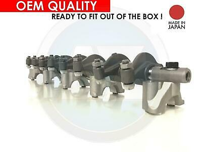 MITSUBISHI PAJERO SHOGUN 2.5 TDi 4D56 INLET EXHAUST ROCKER ARM SHAFT SPRINGS • 99.94£