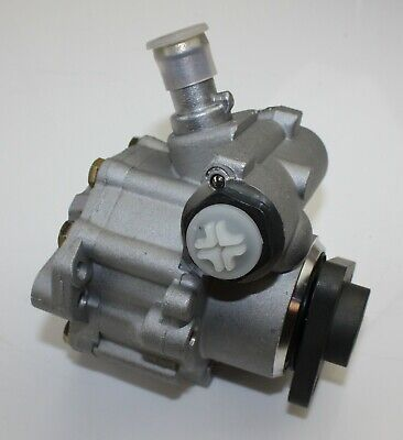 New Power Steering Pump For Audi A4 (8E B6/7) 1.9TDi, 2.0TDi 11.00 To 06.08 • 35£