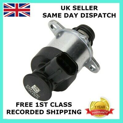 New Fuel Pump Regulator Control Valve For Ducato 3.0 D Multijet Daily V Iv Hdi • 49.99£