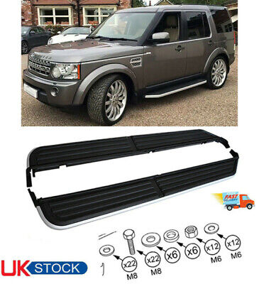 Side Steps Running Boards For Land Rover Discovery 3 And 4 2005-18 Oe Style Uk • 119.55£