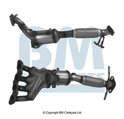 Catalytic Converter Type Approved BM91275H BM Cats 1253304 1257252 1312667 New • 107.98£