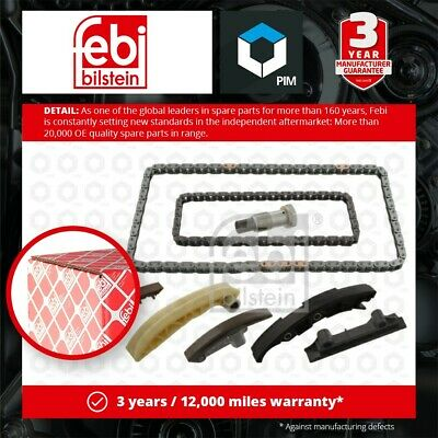 Timing Chain Kit 45735 Febi 03H109503S1 03H109503 95510550300S2 95510550300 New • 105.59£