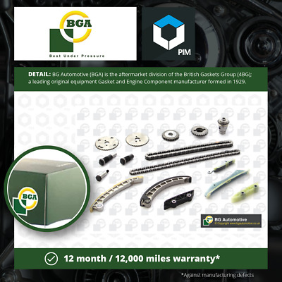 Timing Chain Kit Fits IVECO DAILY Mk5 3.0D 11 To 14 BGA Top Quality Guaranteed • 181.75£