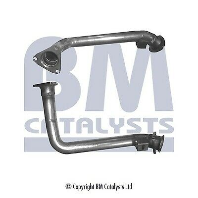 Exhaust Front / Down Pipe Fits AUDI CABRIOLET B4 2.6 Left 93 To 00 ABC BM New • 42.99£