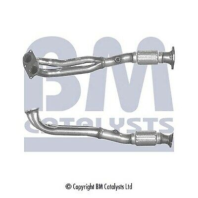Exhaust Front / Down Pipe Fits FIAT BARCHETTA 183 1.8 95 To 00 BM 7768502 New • 42.91£