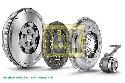 Dual Mass Flywheel DMF Kit With Clutch Fits FORD FOCUS Mk2 1.6D 07 To 12 LuK New • 359.49£