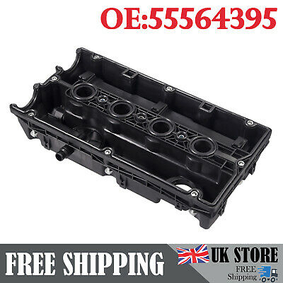 Cam Rocker Cover & Gasket For Vauxhall Zafira 55564395 55558673 55558 673 • 47.40£