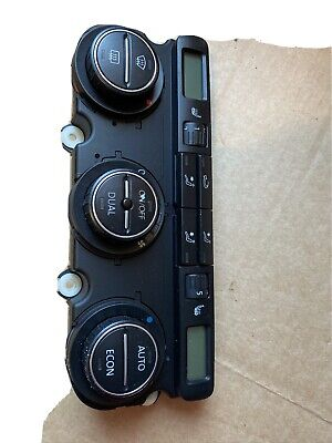 Volkswagen Golf Mk5 04-08 Heater And Air Conditioning Control Panel 1k0907044bn • 45£