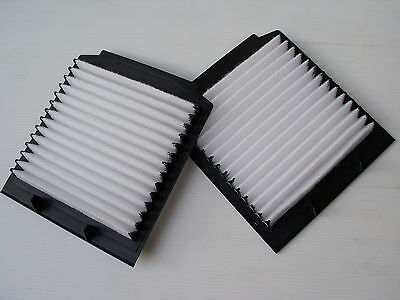 Range Rover P38 Pollen Filter Cabin Filter - Pair Of New Filters - Btr8037 • 9.99£