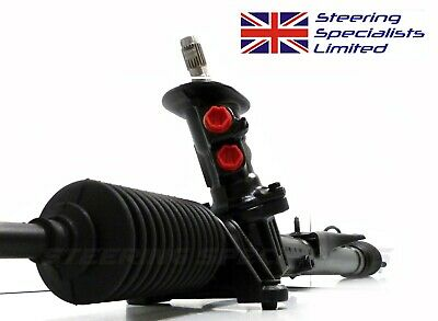 Audi A3 1.8 & 1.8 Turbo 1996 To 2003 Genuine  Remanufactured Power Steering Rack • 129.99£