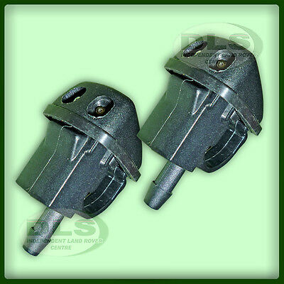 LAND ROVER DISCOVERY 2 - Windscreen Washer Jet Pair (DNJ500090X2) • 22£