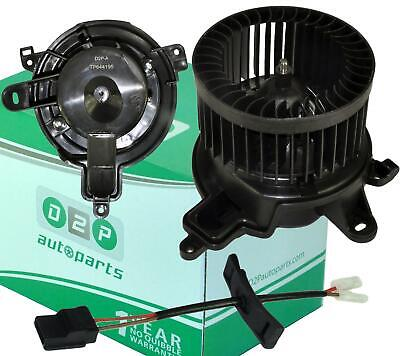Heater Blower Motor Fan For Citroen Berlingo Zx Peugeot 306 Partner 644195 • 52.99£