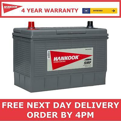 12V 110Ah 750A, 643 644 Heavy Duty Commercial Battery Tractor Lorry 4x4 MF31-750 • 83.37£