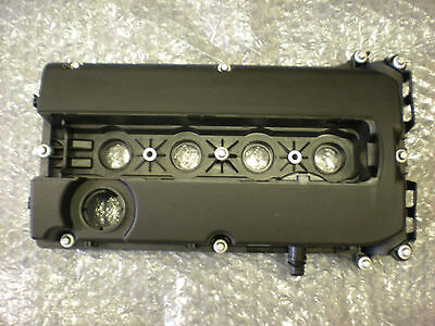 Vauxhall Astra Corsa Zafira 1.6, 1.8 Cylinder Head Cover 55564395 New Gm Part • 99.95£