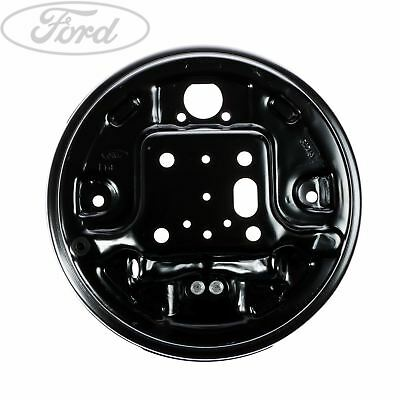 Genuine Ford Fiesta V Rear O/S Right Drum Brake Backing Plate SINGLE 1522945 • 96.52£