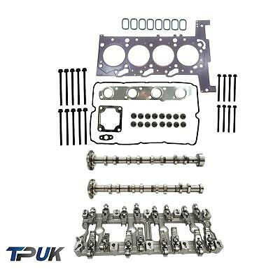 Ford Transit Mk7 2.2 Cylinder Head Rebuild Set 2006 On Fwd + Cams Rocker Carrier • 374.95£