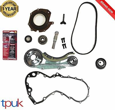 Ford Smax Cmax Focus Connect 1.8 Lower Wet Belt To Chain Conversion Kit 1562244 • 175.99£