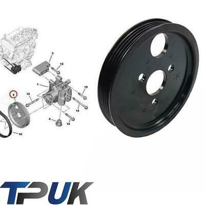 Brand New Ford Transit Power Steering Pump Pulley 2.2 Mk7 2006 On Fwd 1372740 • 24.95£