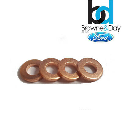 Genuine Ford Fuel Injector Washer Seal Kit For 2.0 Duratorq Engine 1715204  • 11.95£