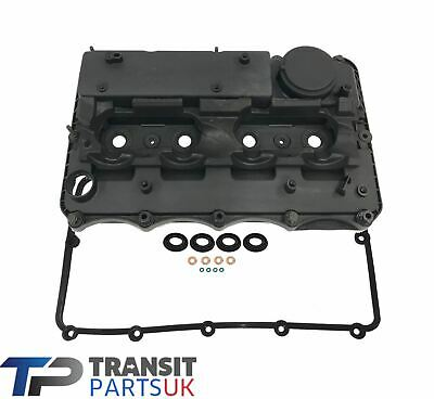 Ford Transit Mk7 Mk8 2.2 Rocker Cover + Seals Custom Relay Boxer Camshaft Cover • 69.95£