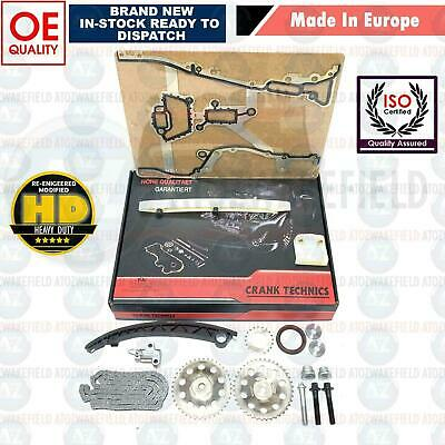 FOR VAUXHALL ASTRA CORSA 1.2 1.4 SXi PETROL BRAND NEW TIMING CHAIN KIT SPROCKETS • 59.99£