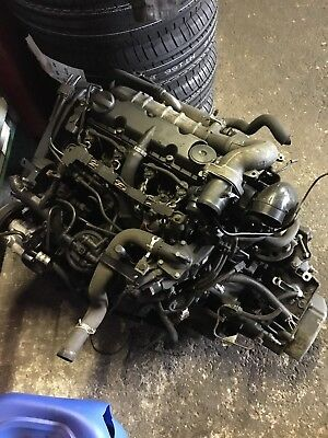 Peugeot 2.0 HDI Engine With GearBox 2002 • 250£
