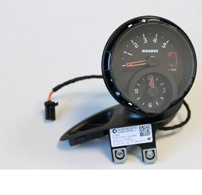 Brabus Accessories Smart 453 Watch / Tachometer Fortwo Forfour A4539019500 • 244.90£