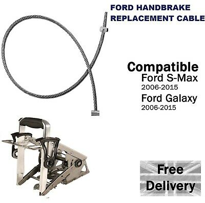 Ford S-max  Ford Galaxy Handbrake Lever Release Cable 2006 - 2015 Easy Diy • 19.99£
