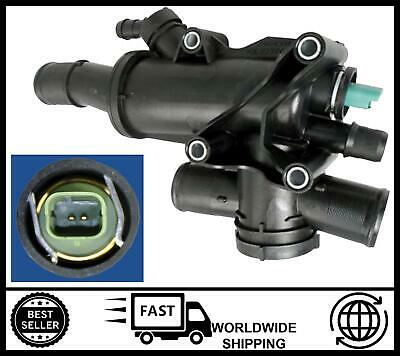 Thermostat + Housing FOR Peugeot Expert 2.0 HDI [2007-2016] 1336Y9 / 1336.Y9 • 26.95£
