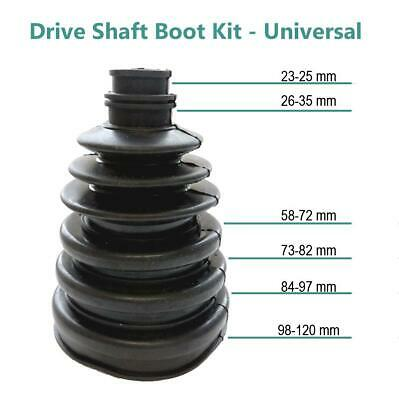 FOR VW Transporter T4 1990-2003 STRETCH CV BOOT KIT DRIVE SHAFT - NEW • 8.88£