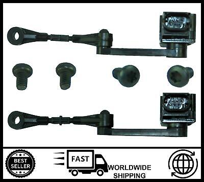 FOR Land Rover Discovery Front Air Suspension Ride Height Level Sensor X2 • 76.95£