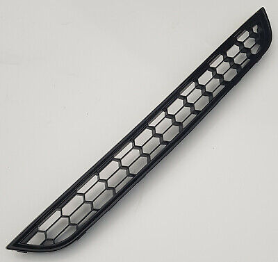 Honeycomb Lower Mesh Grill For Ford Fiesta Zetec S Mk7 Mk7.5 2013+ Grille • 56.99£