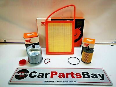 Peugeot Citreon 1.6 HDi Service Kit Oil Air Fuel Filters *BRANDED TJ*  • 29.99£