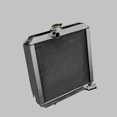 ALLOY ALIMINIUM RACE RADIATOR FOR LAND ROVER Series 3 4CYL 2A Diesel / Petrol • 159.99£