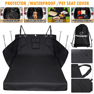 Car Boot Liner/Cover Mat For Dogs/Tools/Pet Heavy Duty Trunk/Protector W/   • 16.98£